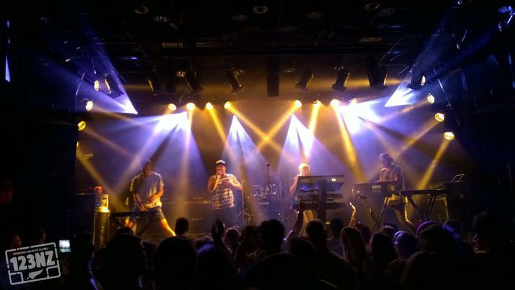 Shapeshifter live in Amsterdam 2014