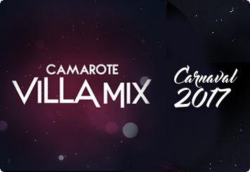 Camarote Villa Mix 2017