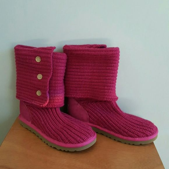 ugg cardy rosa