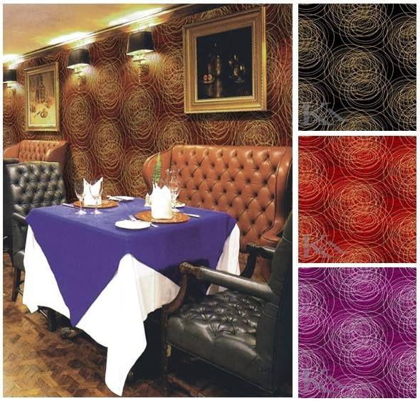 Un tapet modern si plin de energie, disponibil in 5 nuante! Recomandat pentru cafenea, club si restaurant!    #tapet, #tapetmodele, #tapetimprimeuri, #tapetcercuri, #tapetmodern