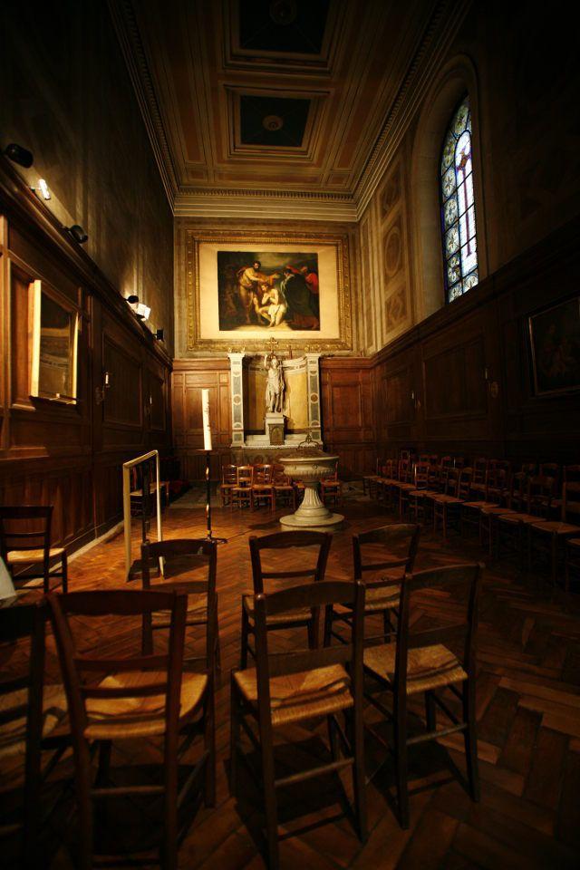 Eglise Saint-Denys du Saint Sacrement