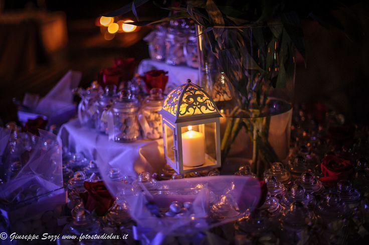 Bomboniere e candele a  la colombera castrezzato #fotografo_matrimonio_brescia