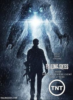 New Falling Skies Video With Previously Unseen Footage! | SciFi Singularity