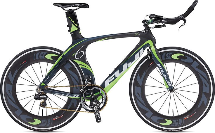 Fuji Bikes | SPECIALTY SERIES | TRIATHLON/TIME TRIAL | D-6 1.0