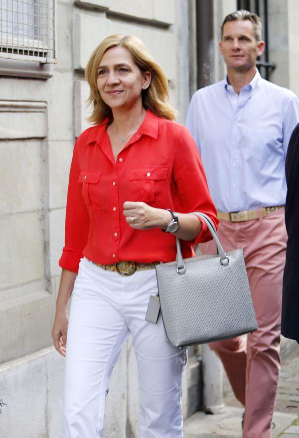 El juez Castro mantiene la imputación de la infanta Cristina #realeza #royalty