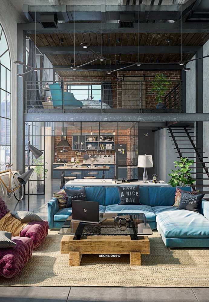 Loftdesign In 2020 Loft House Home Interior Design Loft Design