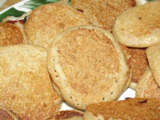 Baby Cereal Pancakes