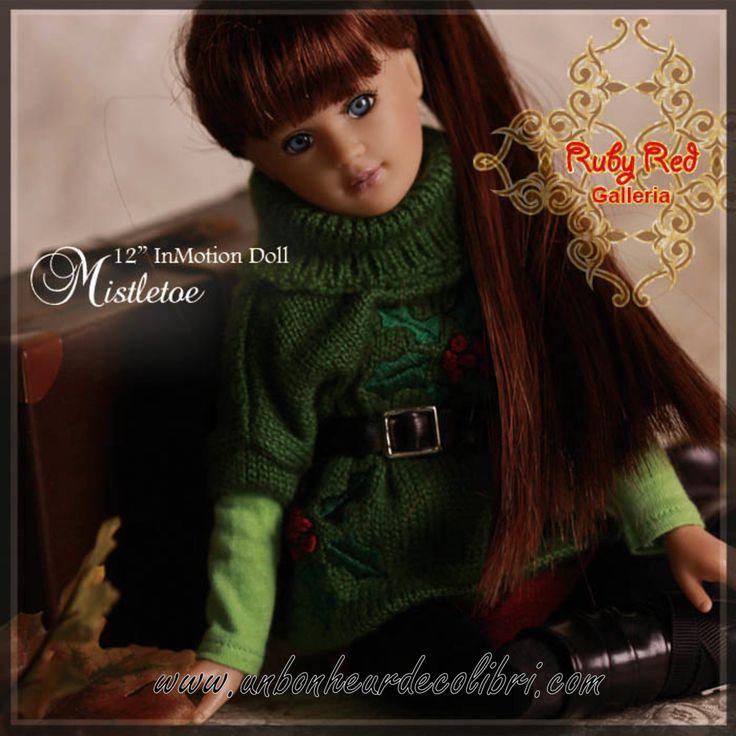 Poupée Mistletoe