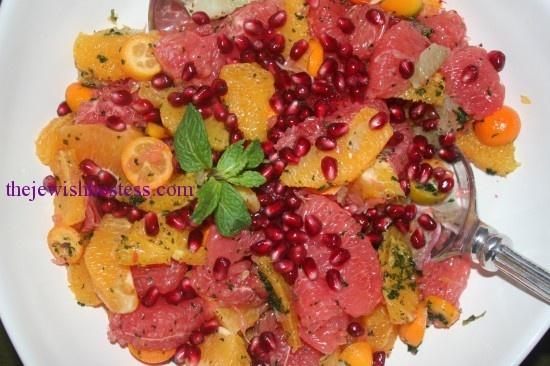 moroccan rosh hashanah seder
