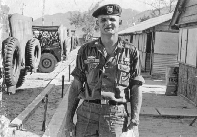 My dad in Vietnam...
