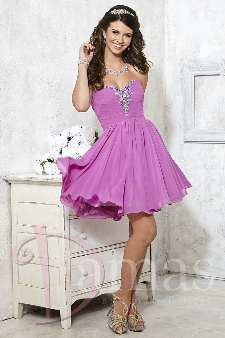 61 mejores imágenes de Party Dresses (Dama of the Quinceanera) en ...