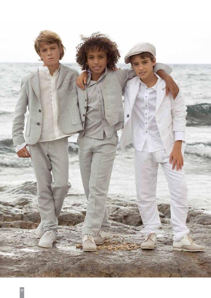 vestidos comunión rubio kids 7