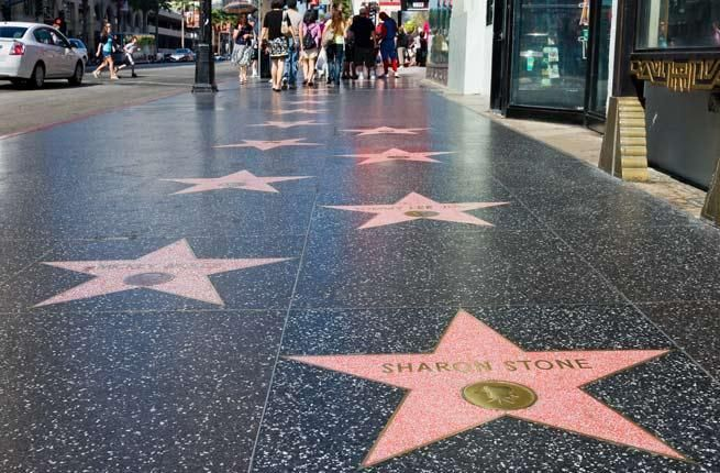 We can always go to the Hollywood walk of fame if you want to see it - 20 Ultimate Things to Do in Los Angeles | Fodors