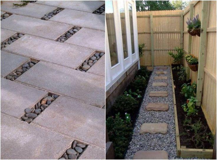 Günstiger Terrassenbodenbelag Und Garten Gehweg