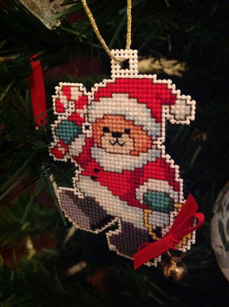 PUNT DE CREU: Adorno arbre de Nadal