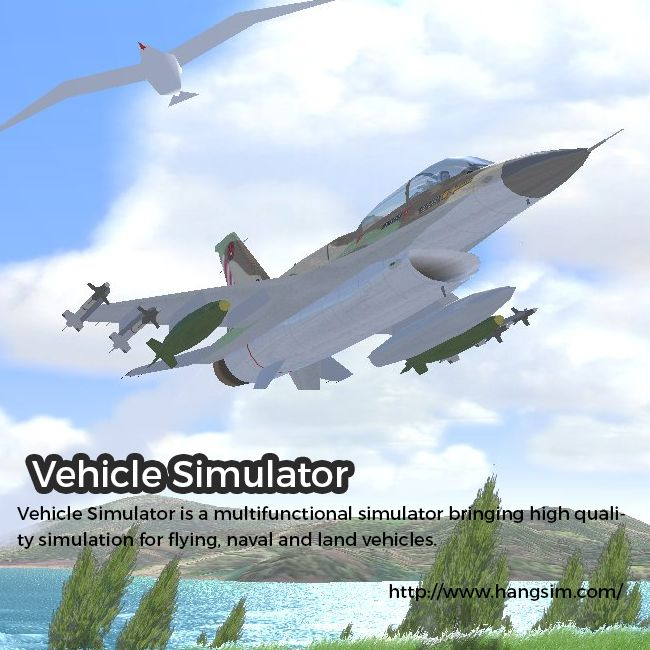 Choose Vehicle Simulator of Hang Sim to fly and sail wherever you wish. Created by Ilan Papini, the magnificent aero-nautical simulator promises excellent flight and marine dynamics. You can even explore and customize your boats and planes and train yourself on wide array of sailing and flight. For more information, please visit the website.  http://www.hangsim.com/
