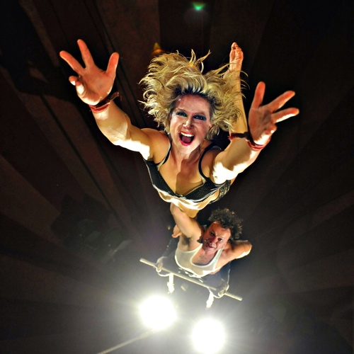 This Is What We Do For A Living - Seesault & Tumble Circus: BANKSA BEST #CIRCUS & PHYSICAL THEATRE #ADLfringe 2012