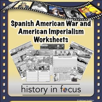 motives of the spanish american war The spanish-american war, 1898 the spanish-american war of 1898 ended spain's colonial empire in the western hemisphere and secured the position of.