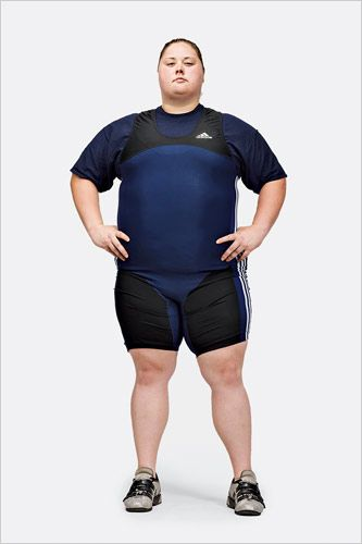 amazing article | Beyond the Binary: The Fat Female Athlete by Joy Bauer