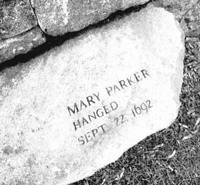 Salem, MA #Travel  Row of stones listing all the women who perished during the salem witch trials.
