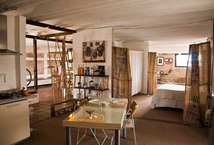 HOY ES EL DÍA - Apartamento Semilla, del arquitecto guatemalteco Alfredo Maúl