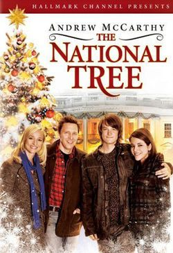 The National Tree Film : Hallmark Original Christmas movie - as father and son on a road-trip from Oregon to Washington, D.C transporting their own Sitka Spruce tree on a truck to be planted across from the White House on Thanksgiving.