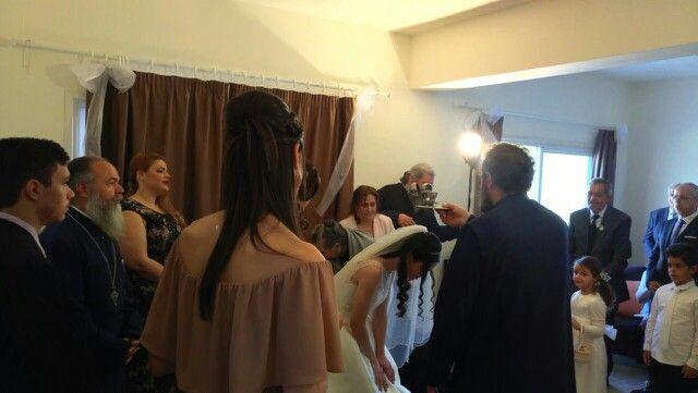 Αλλάματα νύφης. ευχές