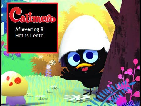 Calimero - 09 - Het Is Lente - YouTube