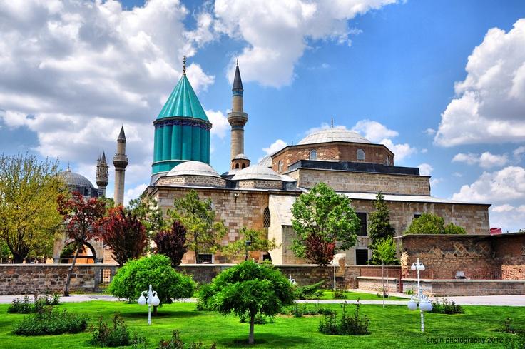 Mevlana - Konya - Türkiye