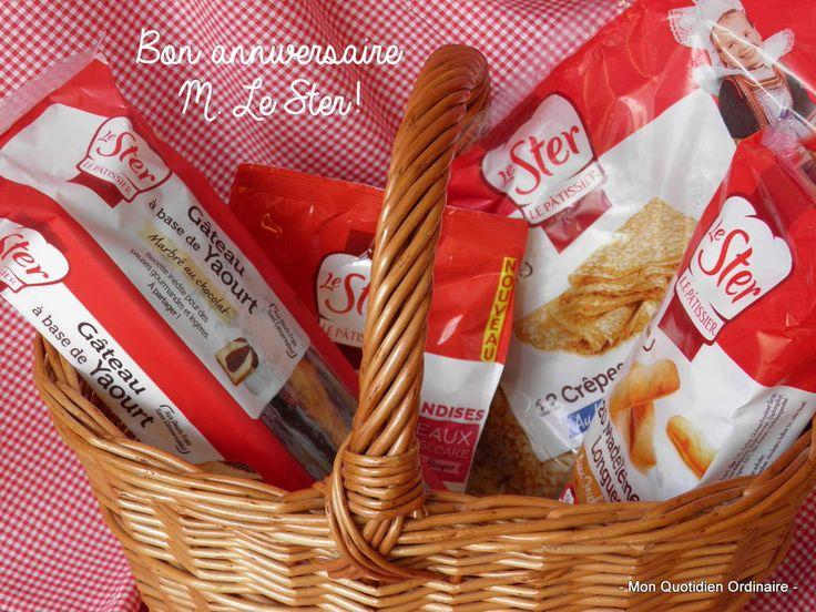 Quand une marque telle que Le Ster le Pâtissier fête ses 50 ans d'existence, les surprises et les cadeaux sont forcément gourmands!