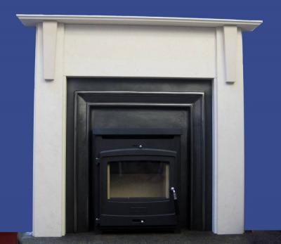 Typical firesurround of 1930s