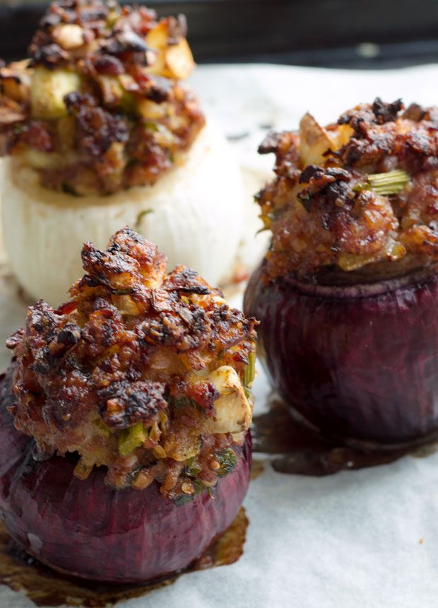An hearty and flavorful side dish for your fall and holiday meals. | eatwell101.com