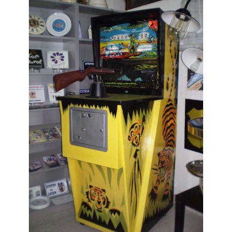 Máquina de Tiro http://www.placasesmaltadas.com/