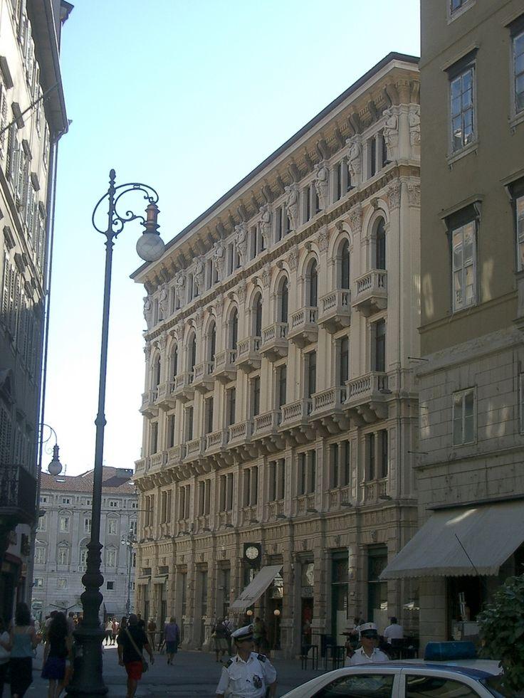 Trieste: Palazzo Modello, Trieste by user urbane on skyscrapercity.com