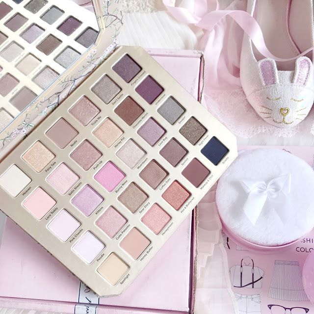 Too Faced Natural Love Palette | Love, Catherine