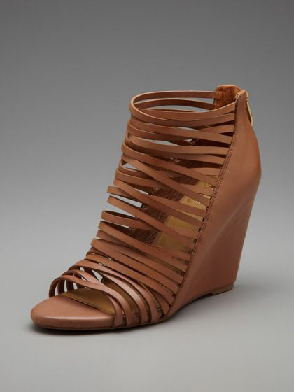 Vince Camuto Shoes Zeplin Caged Wedge Sandal