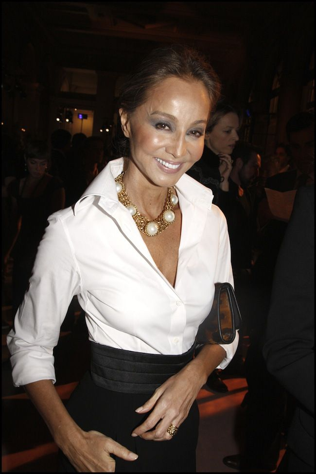 Isabel Preysler. I want to be just like her when I grow up!