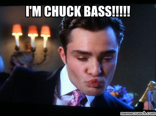 Gli Arcani Supremi (Vox clamantis in deserto - Gothian): Chuck Bass - Il Dandy di Gossip Girl - Nodo Windsor - Tie Windsor knot