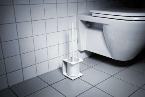 Radius Design - Puro Toilettenbürstenhalter weiß