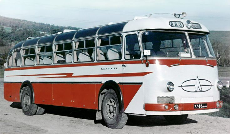 "ЛАЗ 699А ""Турист-2"" '1964–66"