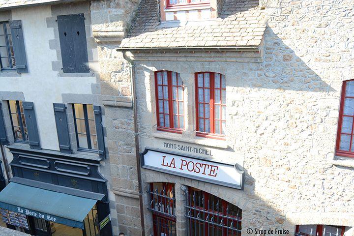 La Poste Mont Saint-Michel