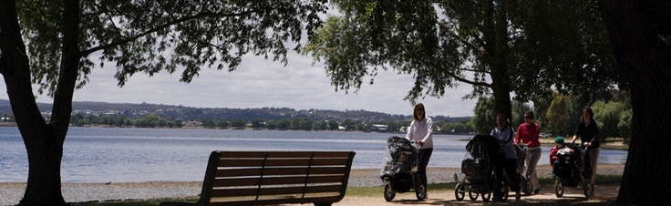 BIG4 Ballarat Goldfields Holiday Park - Lake Wendouree