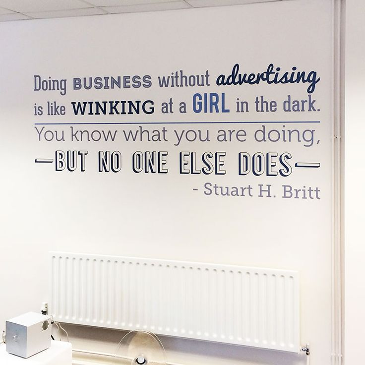 Best Quotes  Wall Graphics Images On Pinterest Quote Wall - Custom vinyl decals quotes   beginning business