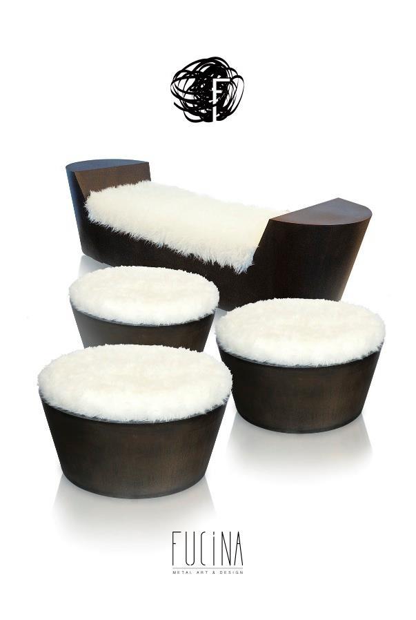 YETI Lab #pouf and #sofa