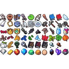 Title:Midora icons Pixel Artist:Jiang