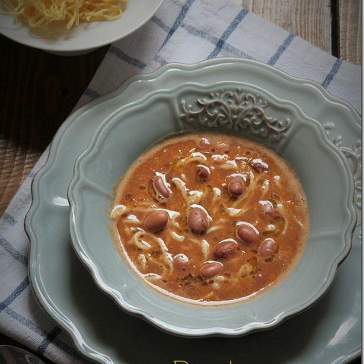 Pasta e fagioli, non chiamatela solo minestra.