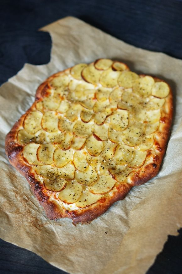 lumo lifestyle: Fantastinen perunapizza / A fantastic potato pizza