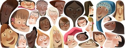 International Women's day pays homage to women from all walks of life, young & old