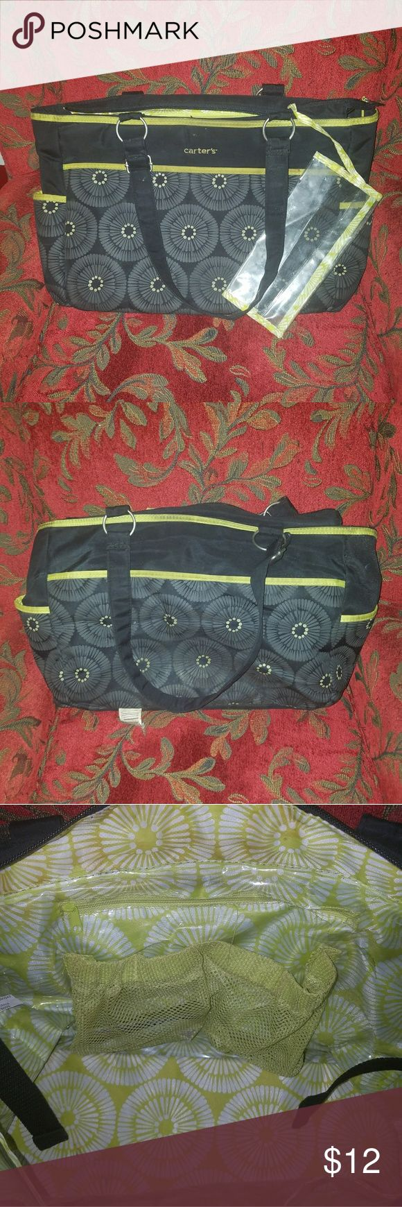 Carter baby Diaper Bag EUC Carter's Bags Baby Bags