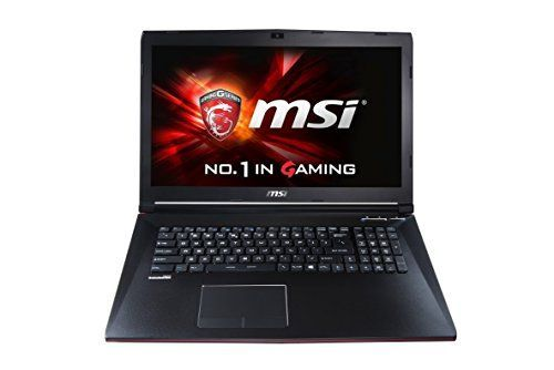 MSI GP72 Leopard Pro 17.3 Gamer Notebook (i7-6700HQ 16GB RAM 1TB HDD GTX 960M 4GB Full HD Windows 10) Gaming Laptop Computer